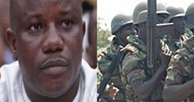 BREAKING NEWS: NDC's Pressure Forces Defense Minister, Dominic Nitiwul to Make U -Turn
