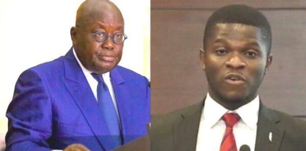 NDC's Sammy Gyamfi Heaps Praises On President Akufo Addo And That Got Public Talking