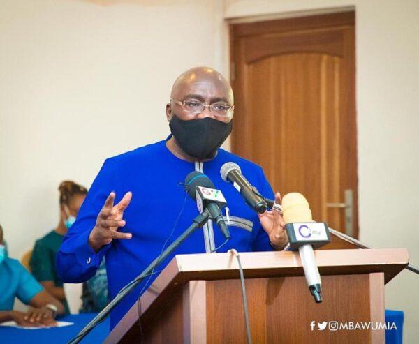 NPP Has Reduced Cedi Depreciation Rate By 50% – Bawumia
