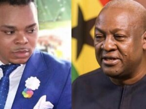Obinim Declares John Mahama the Winner of 2020 Presidential Elections; Vows to Support Him