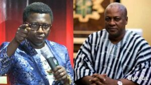 "Opambour Sends Laudable Words of Caution to John Mahama On ""Papa No"" Saga"