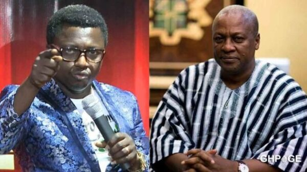 "Opambour Sends Laudable Words of Caution to John Mahama On ""Papa No"" Saga"