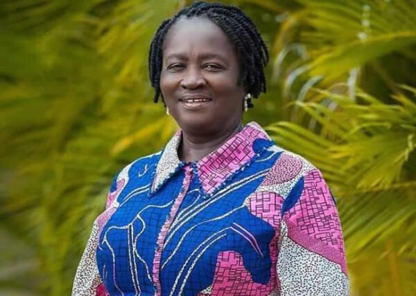 Naana Opoku-Agyemang Begins Tour Of Greater Accra Today.