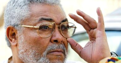 """Prof. Ahwoi Reveals How They Cured """"Vampiric"""" Rawlings' Spirit to Stop Killings of Public Officials & Others"""
