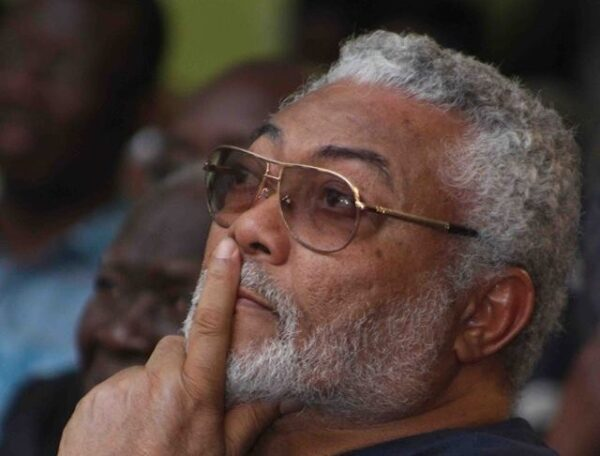 NDC May Collapse And Drown –Rawlings