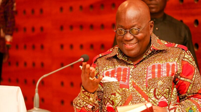 President Akuffo-Addo Embark On 3-Day Tour To Central Region