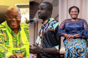 'Why Can't A Former Vice-Chancellor Be A Vice President When Nana Addo Who Managed A Small Law Firm Is A President' – Manasseh Azure Writes