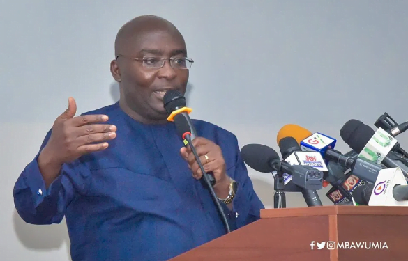#LIVESTREAMING: Bawumia Speaks on NPP's Infrastructure - WATCH HERE