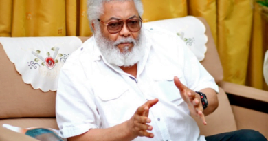 Ahwoi Predicting the Defeat of NDC in 2020 and Seeking to Damage Me - Rawlings