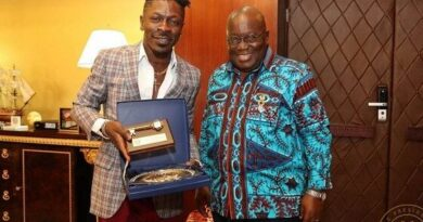 See Shatta Wale's Reply to Akufo Addo That Went Viral After the President Congratulated Him on His Collabo with Beyonce - MUST SEE