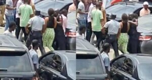 Senior Slay Queen Caught Stealing An iPhone 7 Plus From A Shop