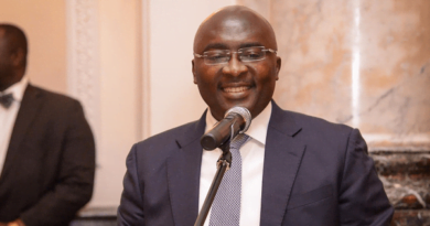 Some Initiatives And Investments Under The NPP Administration-Vice President.