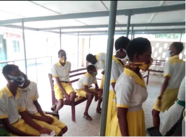 JHS Pupils Reportedly Poisoned Through Government's Hot Meal and Currently Hospitalized