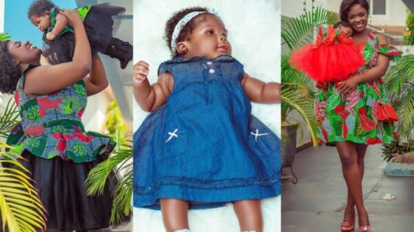 Tracey Boakye Finally Reveals Her Daughters Face And She Looks Exactly Like Papa No SEE PHOTOS scaled