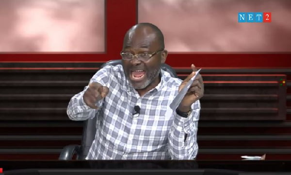 Trouble Looms as Kennedy Agyapong Heavily Descends On NDC's Azorka; Calls Him a Chicken and MORE - WATCH VIDEO