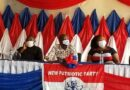 Bono Regional Chairman Of The NPP Signs A Roadmap For Peace