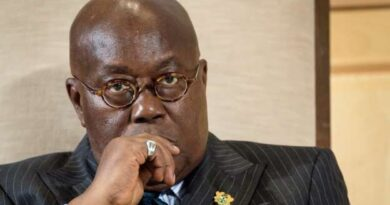 Wikipedia Ranks Akufo Addo as the Most Corrupt President Ever in The History of Ghana - CHECK OUT