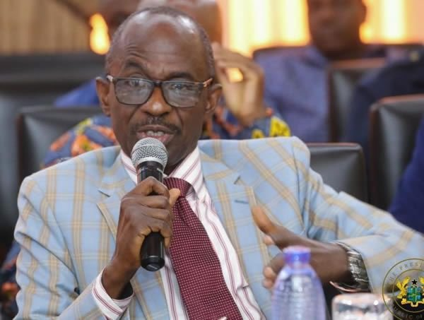 HOT NEWS: You Are a Lunatic - Asiedu Nketia fires John Boadu and MORE