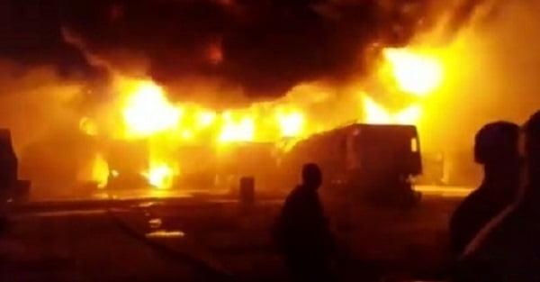 Hidden Bombs Exploded at South Labadi Estate; Injured Residents