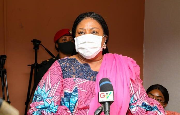 First Lady supports Ga Mashie Homowo festival