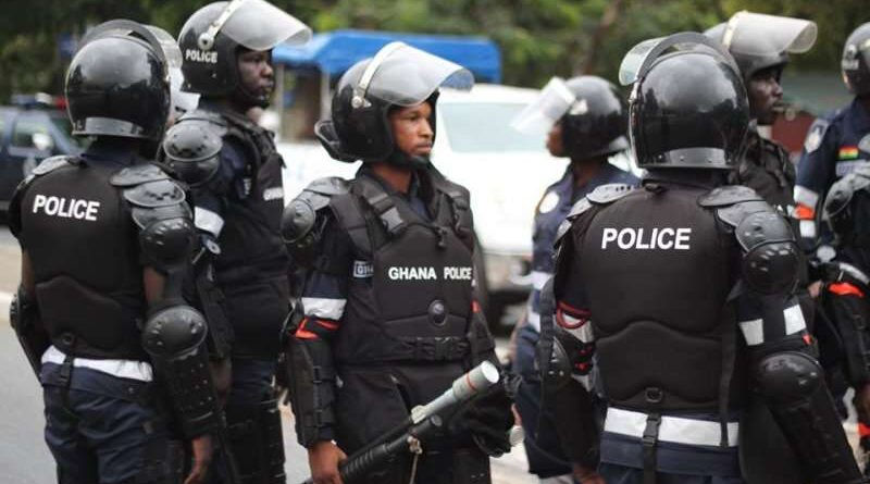 """Police arrest """"Witch Hunters"""" at Sumpini in the Savannah Region"""