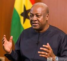 Ghana is on 'Slippery Slope Towards Chaos' – John Mahama Warns