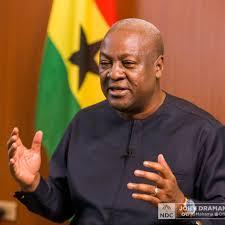 Ghana is on 'Slippery Slope Towards Chaos' – John Mahama Warns