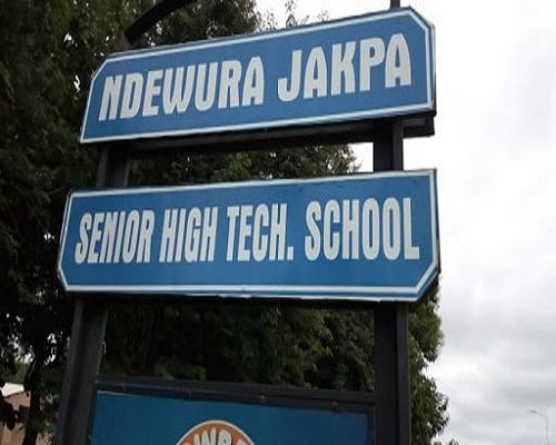 Students of Jakpa Senior High School Vandalise Schools Properties