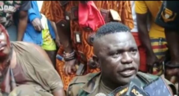 Dome Faase Clash : Military Will Not Hurt You, Just Be Calm - MP To Residents