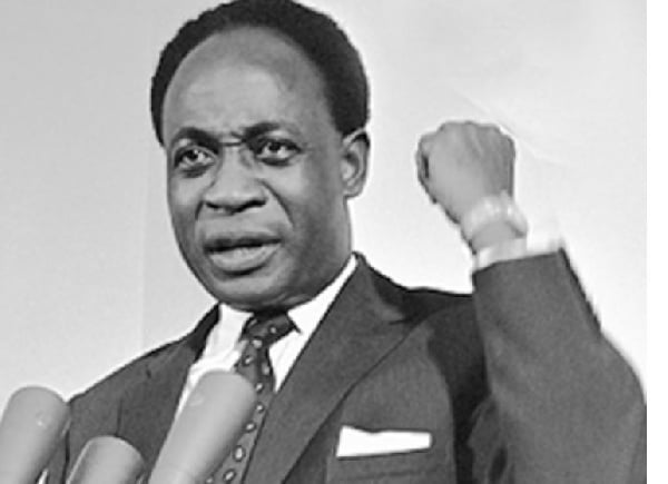 Kwame Nkrumah Memorial Day; CPP Held A Service To Honor Him.