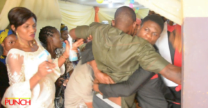 Drama in Church As Man and His Family Disrupt Wedding and Insist The Bride is Already Married
