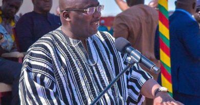 Bawumia Fulfills 2016 Campaign Promise To Bolga Muslim