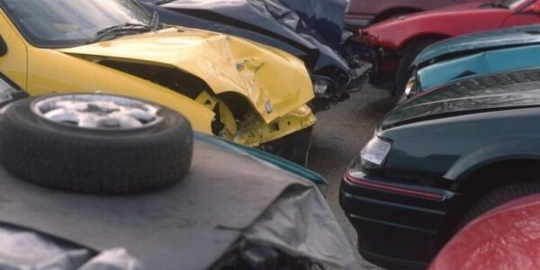 Gov't Suspends Ban On Importation Of Accident Cars