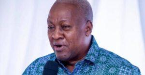 Akufo-Addo Is Fighting Corruption Fighters – Mahama