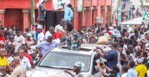 NDC Confident Of Winning Central Region — Jane Naana