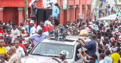 NDC Confident Of Winning Central Region — Jane Naana