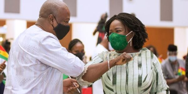 Mahama Is A Man Of His Word' – Jane Naana