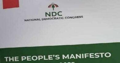 NDC Nominates Spokespersons For 2020 Manifesto
