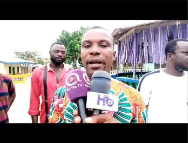 Chieftancy Dispute At Awutu Papase No.1