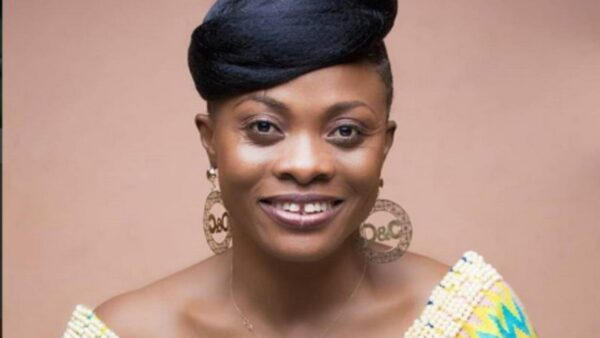 "Akufo-Addo Is My ""Boyfriend""; Diana Asamoah Reveals"