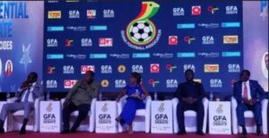 Ghana Football Association Holds Congress Ahead Of New League Season