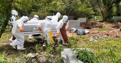 JUST IN: Ghana's Coronavirus Death Toll Risen; While Active Cases Reduced Further to 856