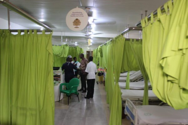 Security Personnel, Casual Workers Take Up Minor Roles In Hospitals