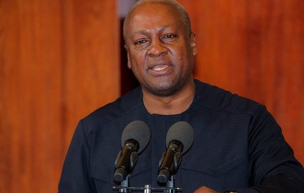 "WATCH VIDEO: ""Akufo-Addo Likely To Die Early "" – Mahama Sparks Another Controversy"
