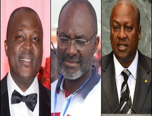 REVEALED: Kennedy Agyapong Makes Shocking Revelation About John Mahama In His Brother Ibrahim's House