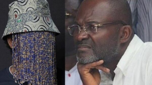 Kennedy Agyapong Makes U-turn On Anas, Praises Him For Exposing Corrupt Judges