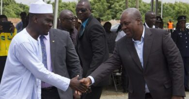 Mahama Will Right His Own Wrongs And That Of Akufo-Addo – Haruna Iddrisu