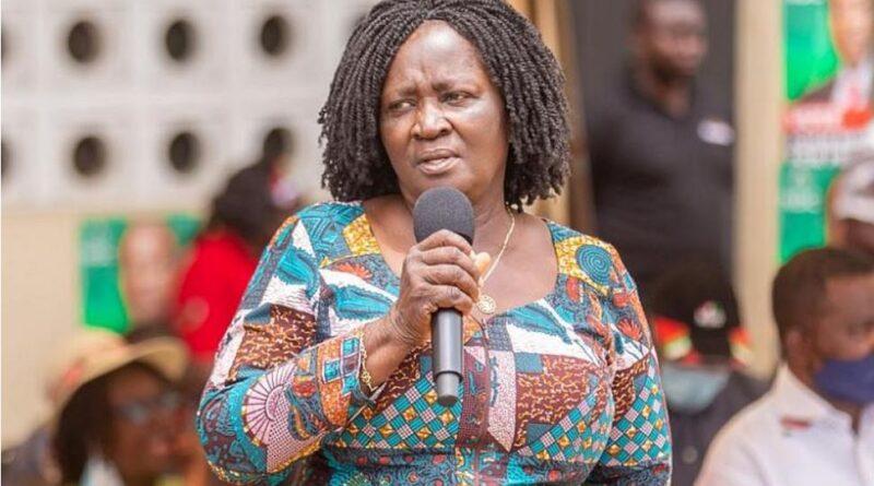 Jane Naana Gives Hope To Galamsayers