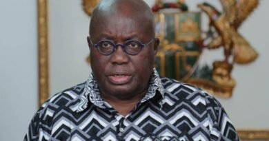 Year Of Roads Not Just Slogan- Nana Addo Dankwa Akufo-Addo