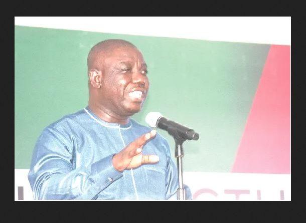 "I will call them ""Akyem Honourables""– Isaac Adongo"